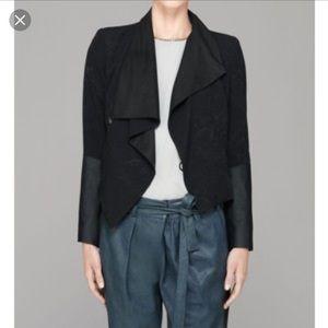 Helmut Lang perma jacquard jacket NWT